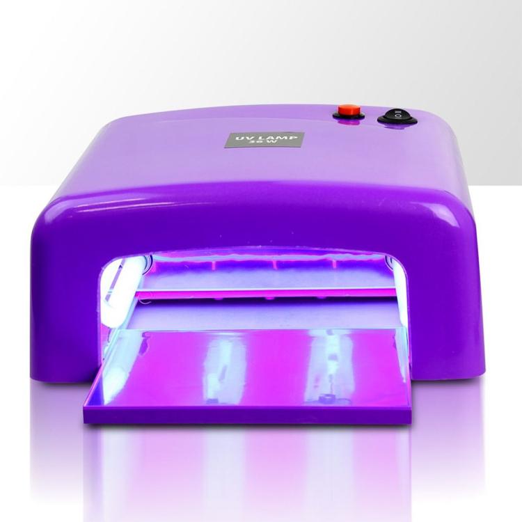 УФ-лампа для сушки ногтей