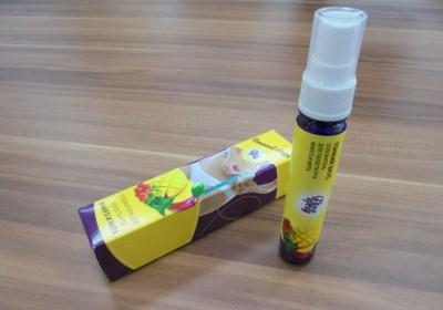 Упаковка фитоспрея