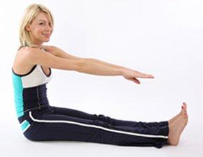 Упражнения для похудения живота приседания пресс