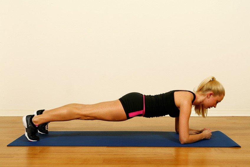 Упражнения для похудения и на пресс