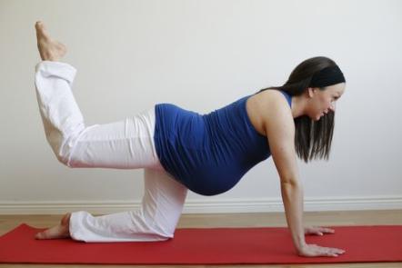 38 неделя беременности боли в пояснице