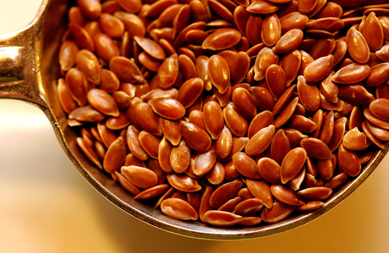Льняное семя с чем есть