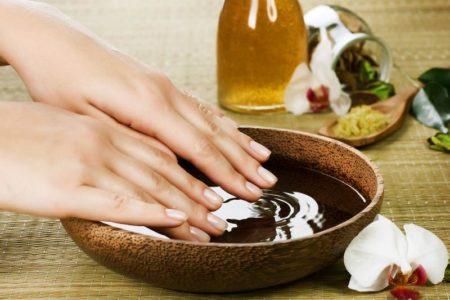 Касторовое масло: лечим и оздоравливаем ногти