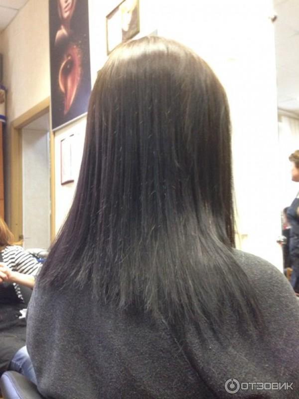 Волосы до процедуры