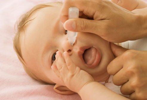 как лечить и что делать если нос заложен у ребенка