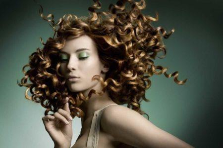Японская химическая завивка: красота и здоровье волос