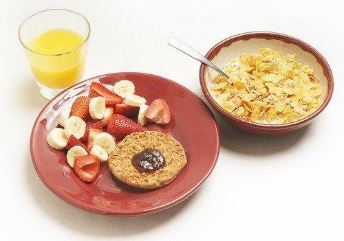 правильный женский завтрак