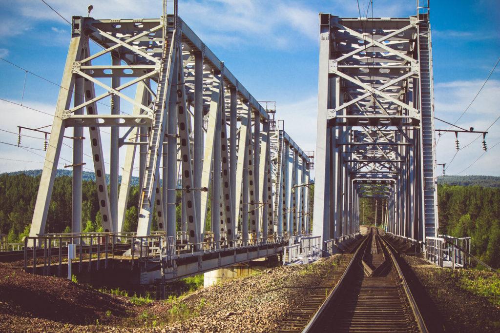 Железнодорожный мост
