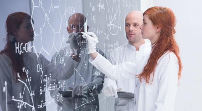 женщины ученые