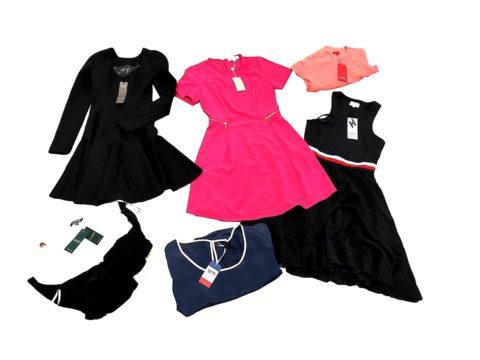 женская одежда стоковый магазин