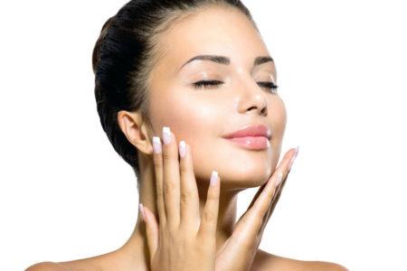 Уход за идеальной кожей лица